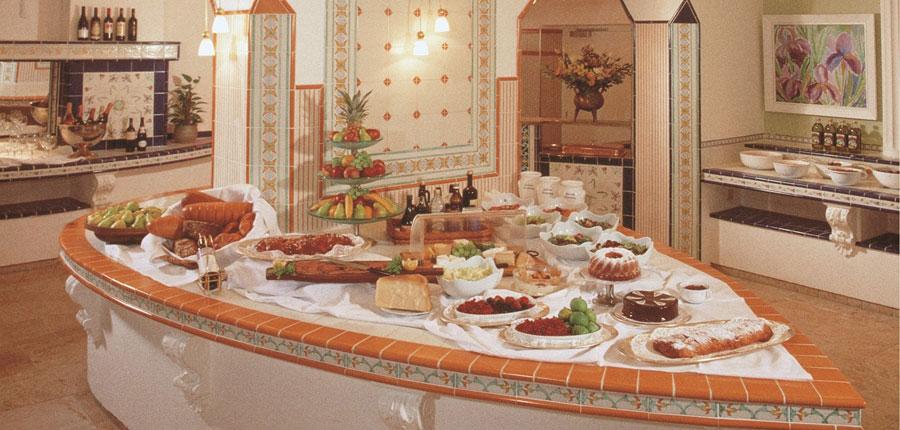 Sporthotel Igls, Igls, Austria - dessert buffet.jpg
